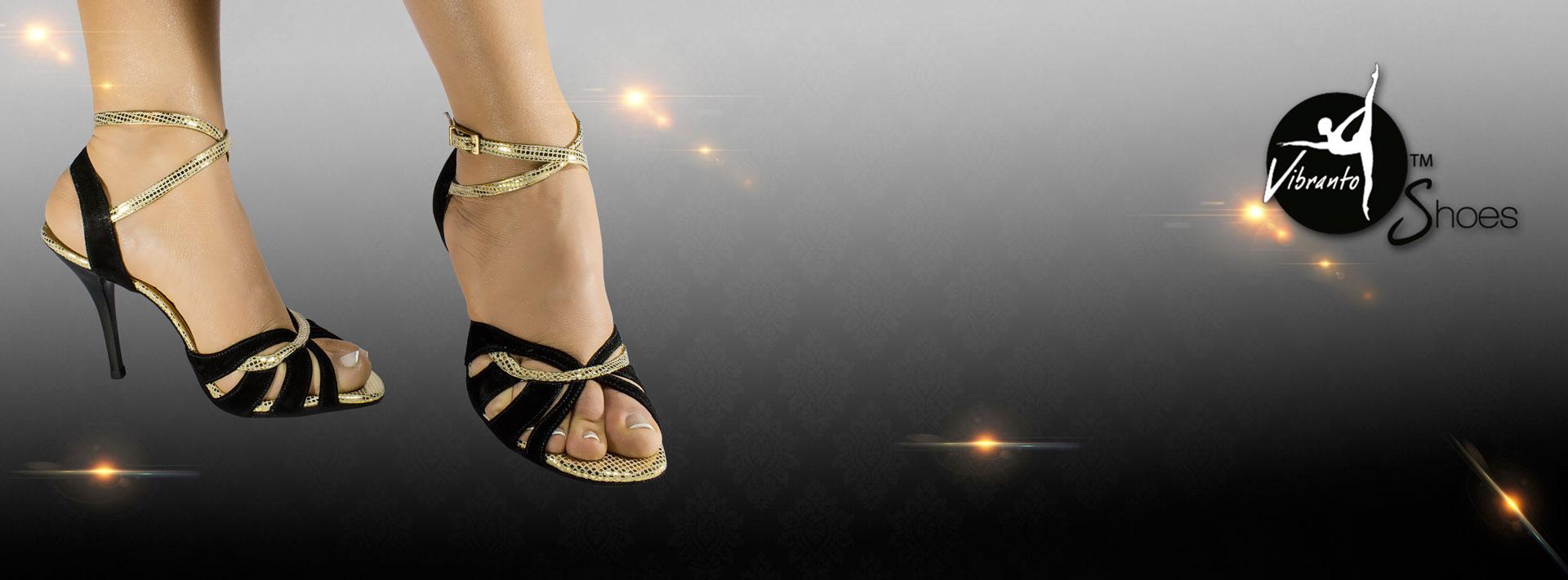 Vibranto Shoes banner