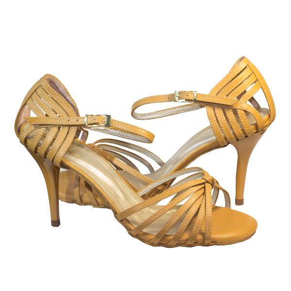 Ref 249 in beige colour leather. Vibranto Shoes