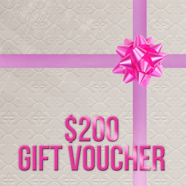 Vibranto Shoes Gift Voucher for $200