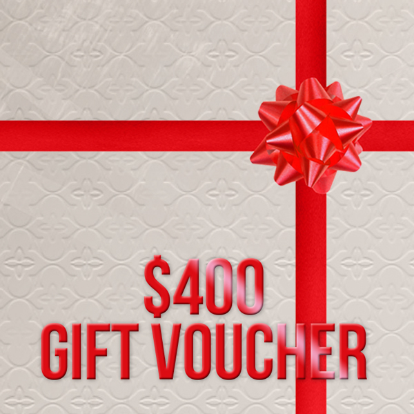 Vibranto Shoes Gift Voucher for $400