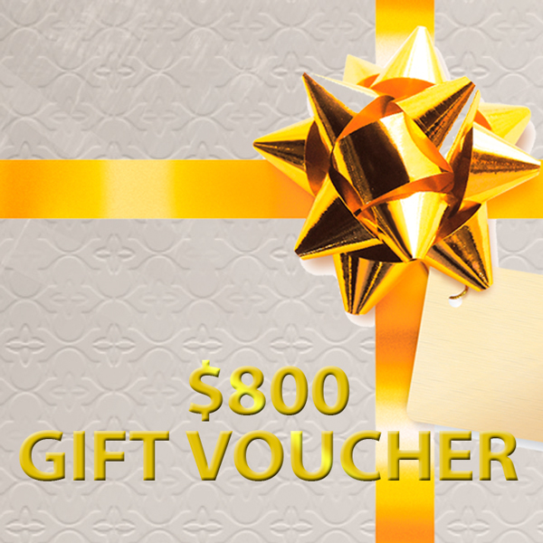 Vibranto Shoes Gift Voucher for $800