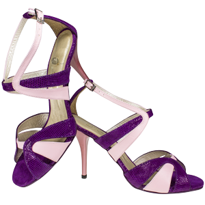 Ref 293 Vibranto Shoes in purple