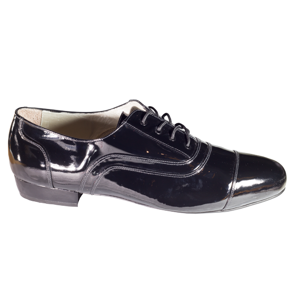 Men Shoes Ref 318 black patent leather