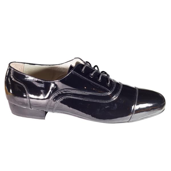 Men Shoes Ref 318 black patent leather