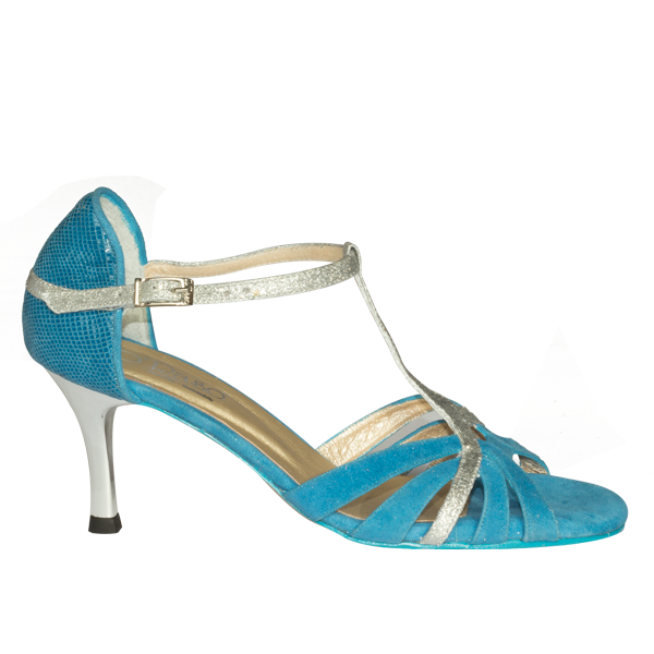 Ref T245C274 Vibranto Shoes in light blue
