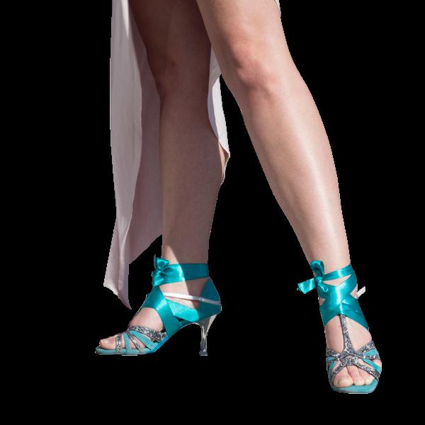 Ref T245R C274 Shoes in Light Blue