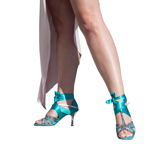 Ref T245R C274 Shoes in Light Blue