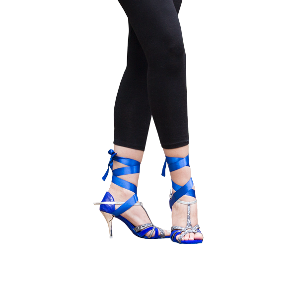 Ref T245R C274 Shoes in navy blue