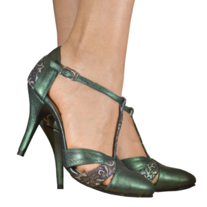 Green Shoes Ref 272 Vibranto