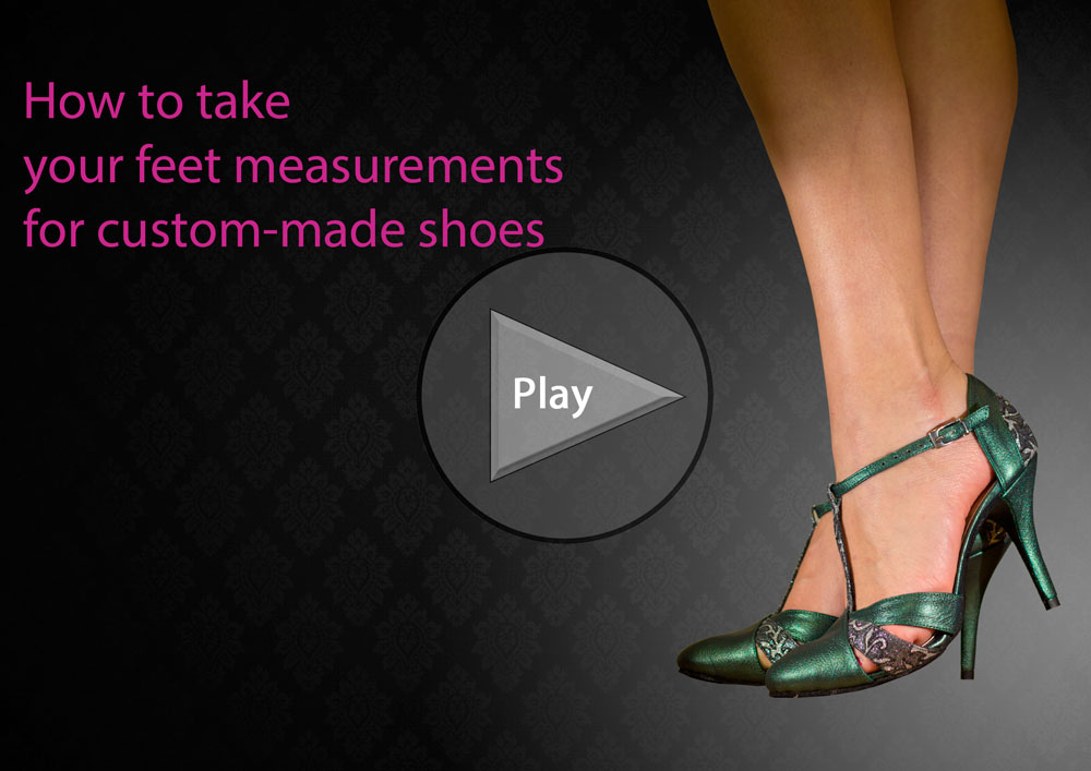 How to measure your feet with the Mondopoint system