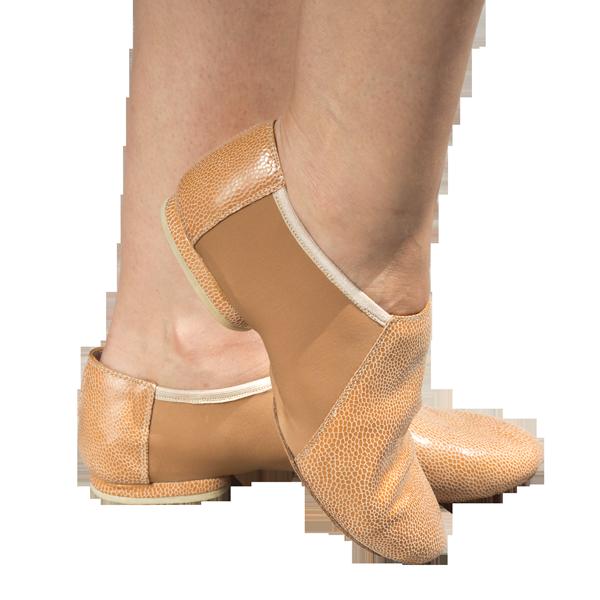 Jazz Shoes Ref 801 in Almond Uranus leather